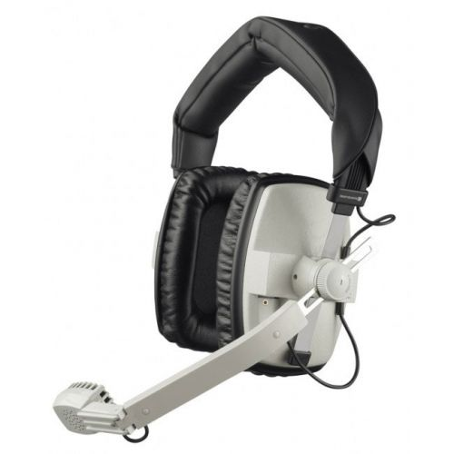 BEYERDYNAMIC DT109 -200 -50- GR COMBINED MICRO / HELMET . 2 EAR 200/50 OHM GREY WITHOUT CABLE