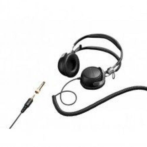 BEYERDYNAMIC DT1350CC HEADPHONES STUDIO / DJ PRO 80 OHMS STEREO DYNAMIC CLOSED SUPRA - AURAL . SPIRAL CABLE