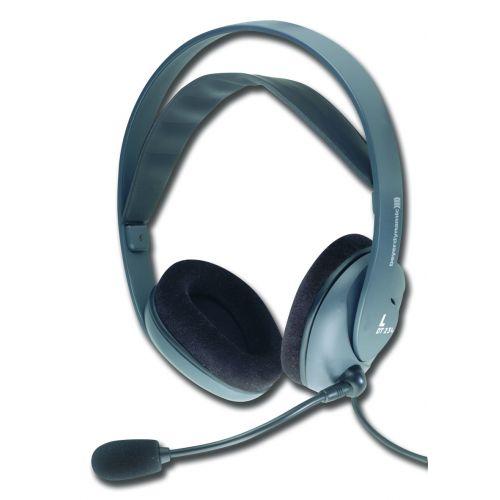 BEYERDYNAMIC DT234PRO COMBINED HEADSET . 2 EAR 32 OHMS . 2 CABLE MINI JACK 3,5 MM