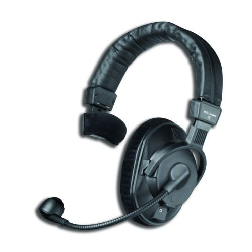 BEYERDYNAMIC DT280 -80- MKII COMBINED HEADSET . HEADSET 1 . 80 OHMS DYNAMIC WITHOUT CABLE