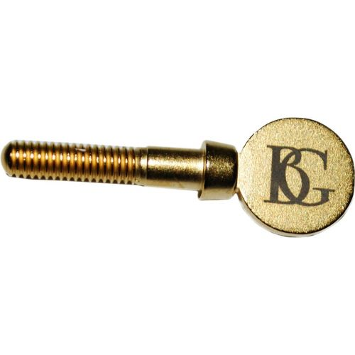BG FRANCE ASGP - GOLD PLATED SCREW FOR CLARINET LIGATURE