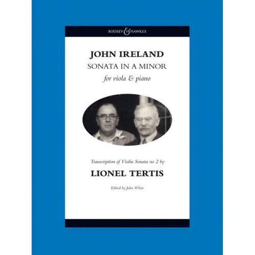 SCHOTT IRELAND J. - SONATA NO. 2 - ALTO