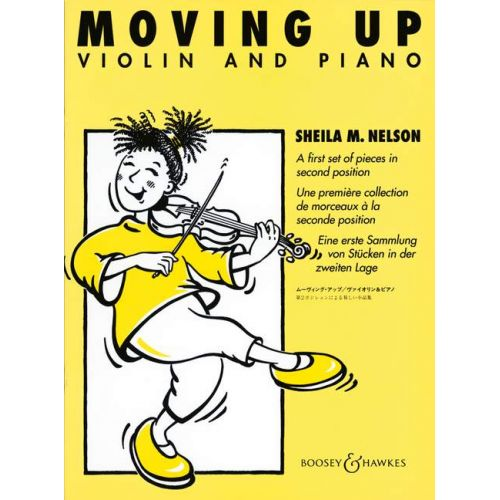 BOOSEY & HAWKES MOVING UP - VIOLIN AND PIANO