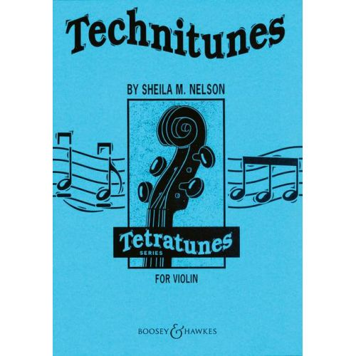 BOOSEY & HAWKES TECHNITUNES - VIOLIN