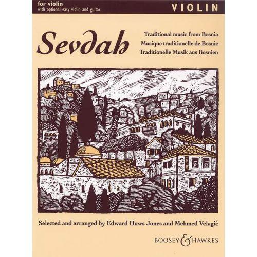 BOOSEY & HAWKES SEVDAH - VIOLIN , GUITAR AD LIB.