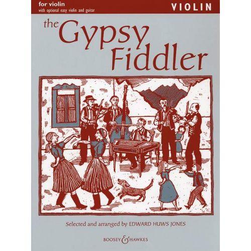 BOOSEY & HAWKES THE GYPSY FIDDLER - VIOLIN , GUITAR AD LIB.