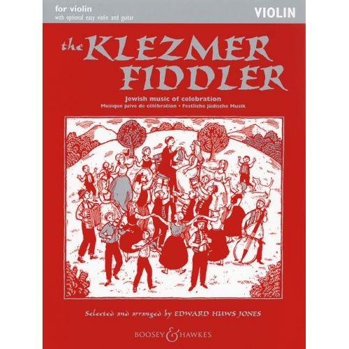 BOOSEY & HAWKES THE KLEZMER FIDDLER - VIOLIN , GUITAR AD LIB.