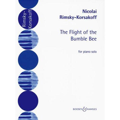 BOOSEY & HAWKES RIMSKY-KORSAKOV NIKOLAI - THE FLIGHT OF THE BUMBLE BEE - PIANO
