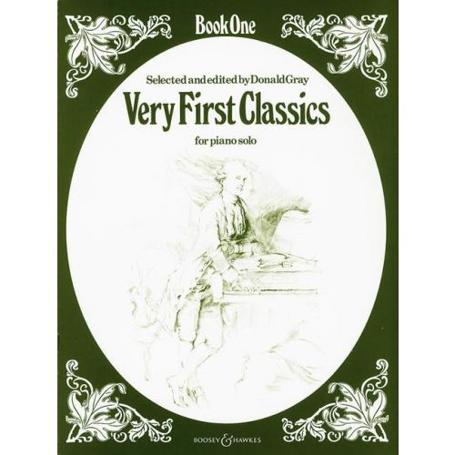 BOOSEY & HAWKES VERY FIRST CLASSICS - PIANO