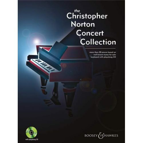 BOOSEY & HAWKES NORTON CHRISTOPHER - CONCERT COLLECTION VOL.1 + CD - PIANO