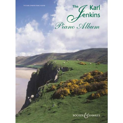 BOOSEY & HAWKES JENKINS KARL - THE KARL JENKINS PIANO ALBUM - PIANO