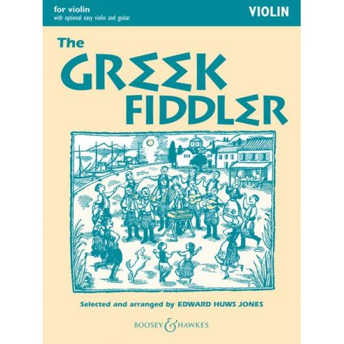 BOOSEY & HAWKES THE GREEK FIDDLER - VIOLIN , GUITAR AD LIB.