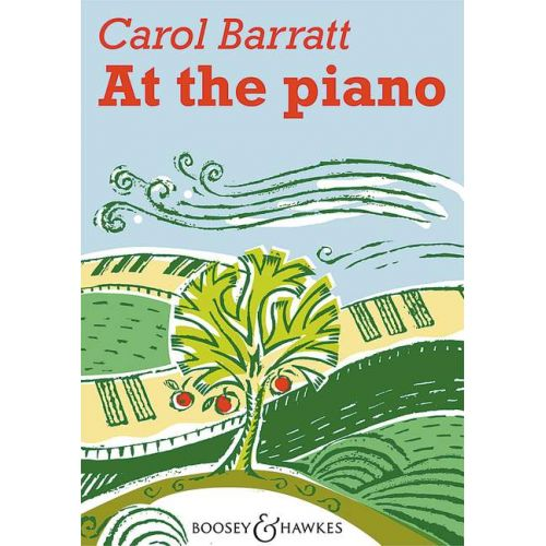 BOOSEY & HAWKES BARRATT CAROL - AT THE PIANO - PIANO