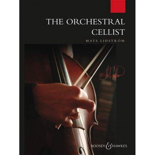 BOOSEY & HAWKES THE ORCHESTRAL CELLIST - CELLO