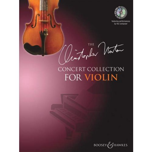 BOOSEY & HAWKES NORTON CHRISTOPHER - CONCERT COLLECTION FOR VIOLIN - VIOLIN AND PIANO