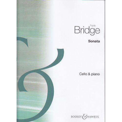 BOOSEY & HAWKES BRIDGE F. - SONATA - VIOLONCELLE ET PIANO