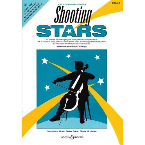 BOOSEY & HAWKES COLLEDGE K. AND H. - SHOOTING STARS