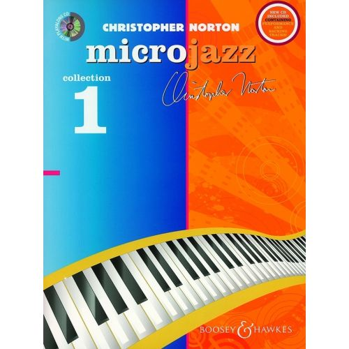 BOOSEY & HAWKES NORTON CHRISTOPHER - THE MICROJAZZ COLLECTION 1 LEVEL 3 + CD - PIANO