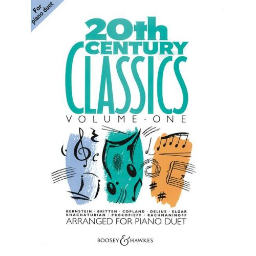 BOOSEY & HAWKES 20TH CENTURY CLASSICS VOL. 1 - PIANO