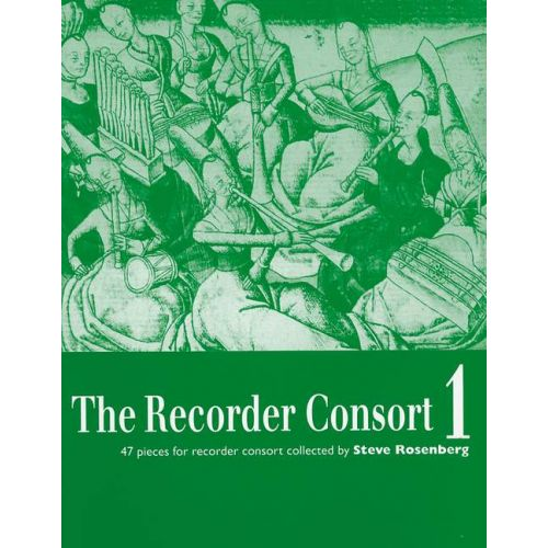 BOOSEY & HAWKES THE RECORDER CONSORT VOL. 1 - 1-6 RECORDERS