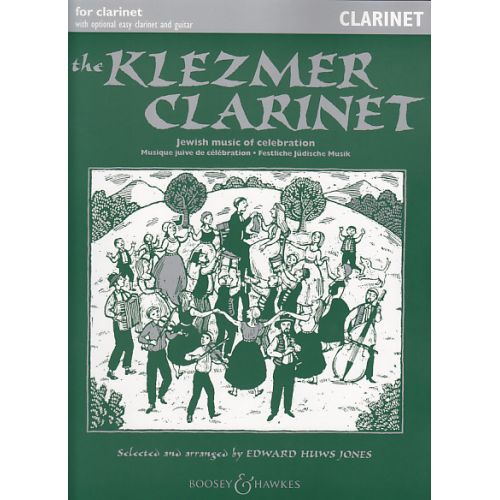 BOOSEY & HAWKES THE KLEZMER CLARINET