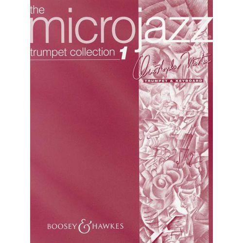 BOOSEY & HAWKES NORTON CHRISTOPHER - MICROJAZZ TRUMPET COLLECTION 1 - TROMPETTE ET PIANO