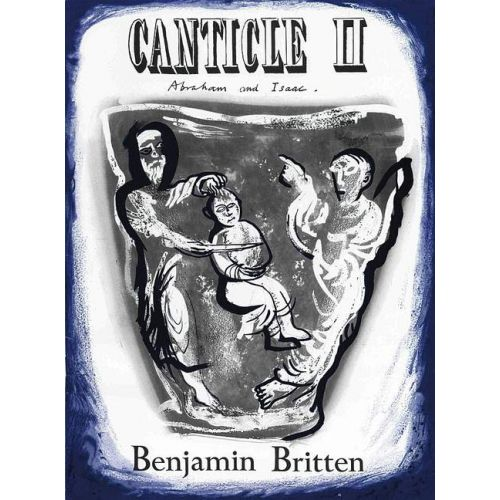 BOOSEY & HAWKES BRITTEN B. - CANTICLE II OP. 51 - ALTO, TENOR AND PIANO