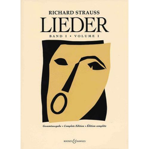 BOOSEY & HAWKES STRAUSS RICHARD - LIEDER BAND 1 - VOICE AND PIANO