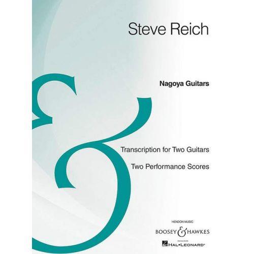 SCHOTT REICH S. - NAGOYA GUITARS - GUITARE