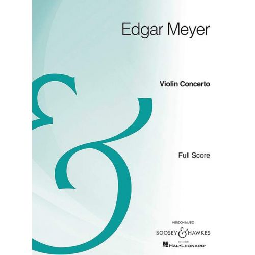 SCHOTT MEYER E. - VIOLIN CONCERTO - VIOLON