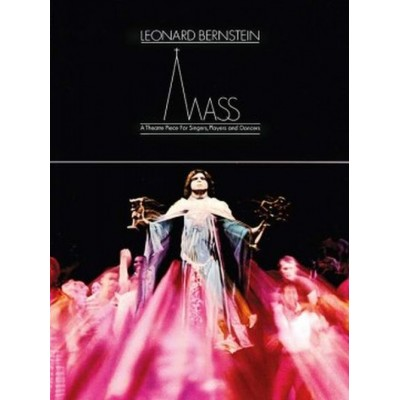 BOOSEY & HAWKES BERNSTEIN LEONARD - MASS (1971) - VOCAL SCORE
