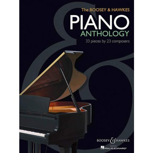 BOOSEY & HAWKES BOOSEY & HAWKES PIANO ANTHOLOGY - PIANO