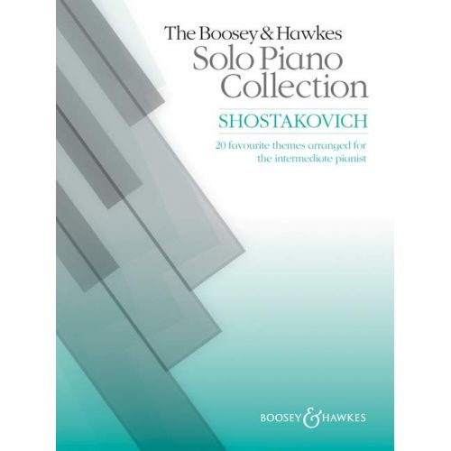 BOOSEY & HAWKES BOOSEY & HAWKES SOLO PIANO COLLECTION - PIANO