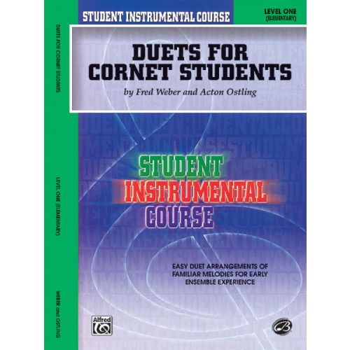 ALFRED PUBLISHING DUETS FOR CORNET 1 - TRUMPET ENSEMBLE