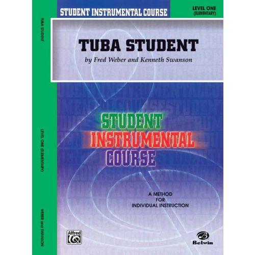 ALFRED PUBLISHING TUBA STUDENT 1 - TUBA