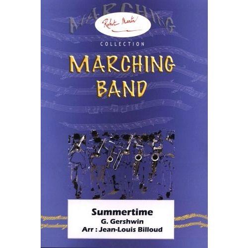 ROBERT MARTIN GERSHWIN G. - BILLOUD J.L. - SUMMERTIME