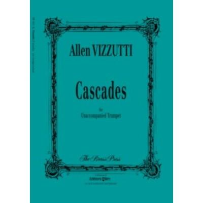 THE BRASS PRESS VIZZUTTI ALLEN - CASCADES - TRUMPET SOLO