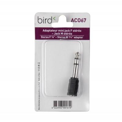 BIRD INSTRUMENTS ACO67 - STEREO F 1/8