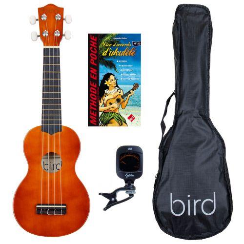 BIRD UK1S NL SOPRANO + ZUBEHOER