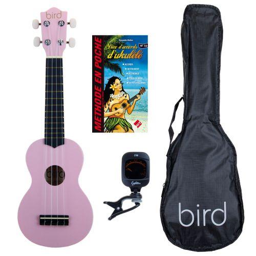 BIRD UK1S PK SOPRANO + ZUBEHOER