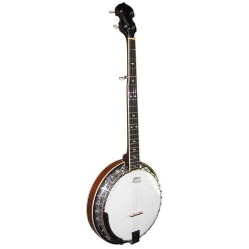 STAGG 5-STR BANJO-30 HOOKS-METAL POT