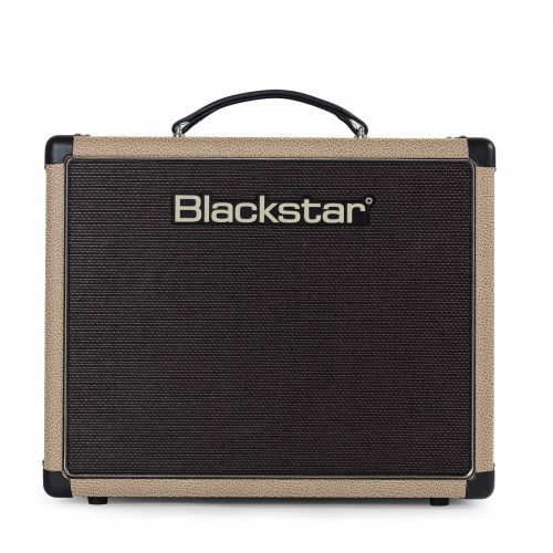 BLACKSTAR HT-5R BRONCO - COMBO 5W TUBE 1X12 POUCES CELESTION REVERB - LIMITED EDITION - COLOR BRONCO