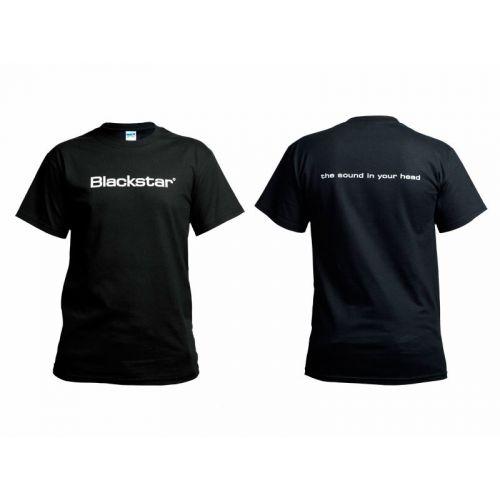BLACKSTAR BLACKSTAR TEE-SHIRT M SIZE BLACK