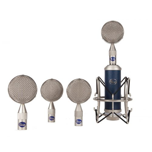 BLUE MICROPHONES BOTTLE ROCKET MIC LOCKER