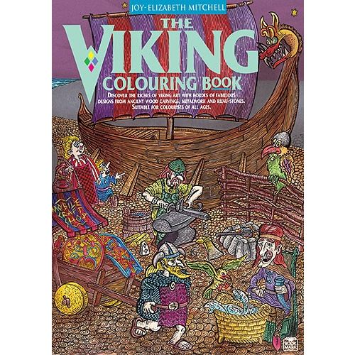 OSSIAN PUBLICATIONS THE VIKING COLOURING-