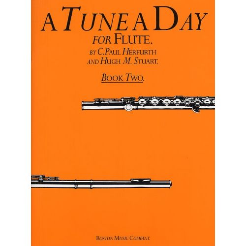 BOSWORTH HERFURTH C. PAUL - A TUNE A DAY - FLUTE, BOOK 2 - FLUTE