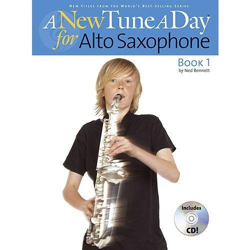 BOSWORTH A NEW TUNE A DAY BOOK 1 - ALTO SAXOPHONE