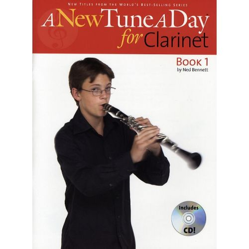 BOSWORTH A NEW TUNE A DAY - CLARINET