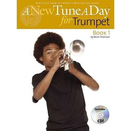 BOSWORTH A NEW TUNE A DAY - [BOOK 1] - TRUMPET - CORNET