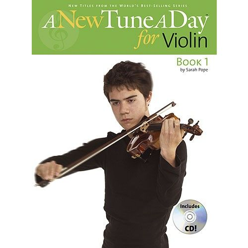 BOSWORTH POPESARAH - A NEW TUNE A DAY- VIOLIN